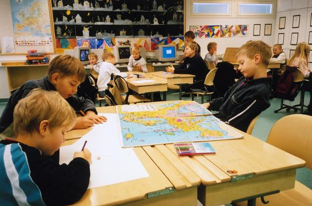 Sự thật về học tập ở đất nước Phần Lan