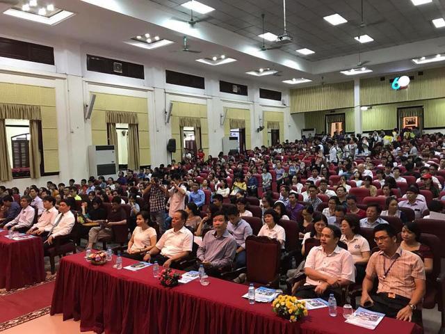 Trường Đại học Kinh tế Quốc dân đưa ra chỉ tiêu tuyển sinh năm 2018