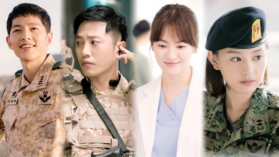 Những bộ phim tình cảm hay nhất Hàn Quốc khiến ai cũng cảm động
