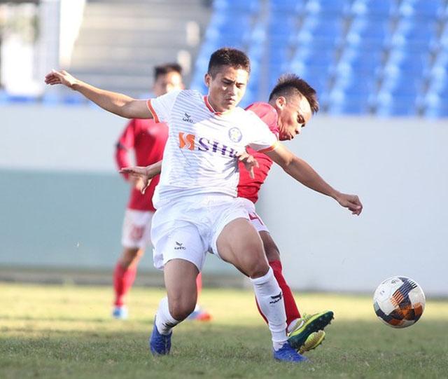 Cầu thủ Phi Hoàng đầy triển vọng của SHB Đà Nẵng