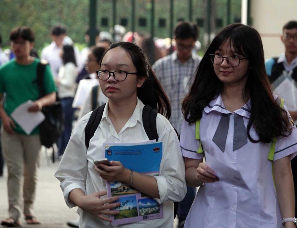 Các trường top đầu tuyển sinh đại học năm 2021 mới nhất