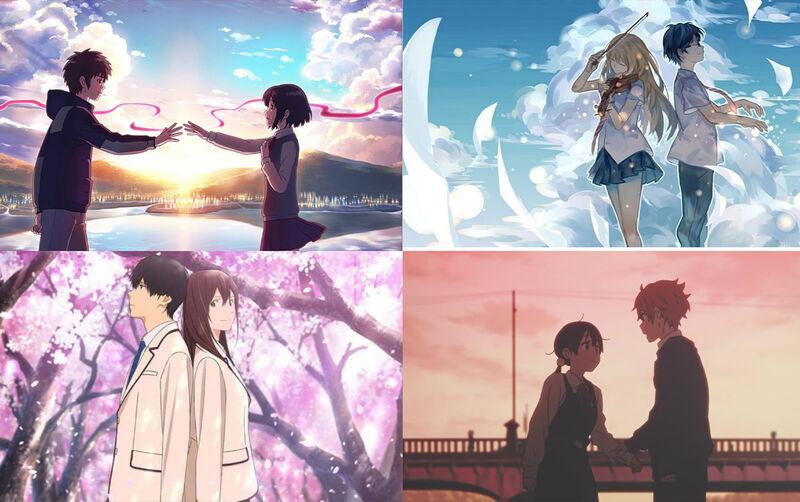Tổng hợp những phim Anime hay của Nhật năm 2021