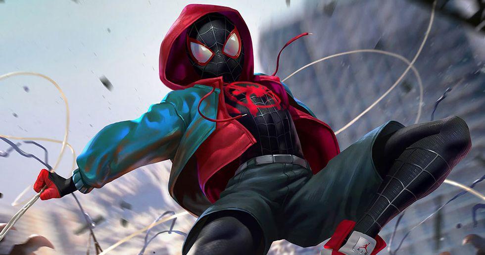 Điểm danh những phim siêu nhân nhện đáng xem