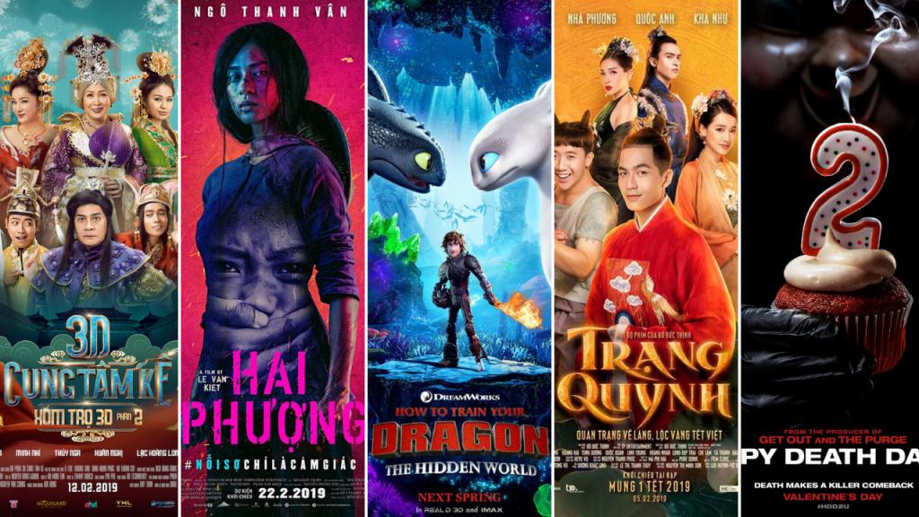 Điểm danh những bộ phim 2021 chiếu rạp đáng xem nhất