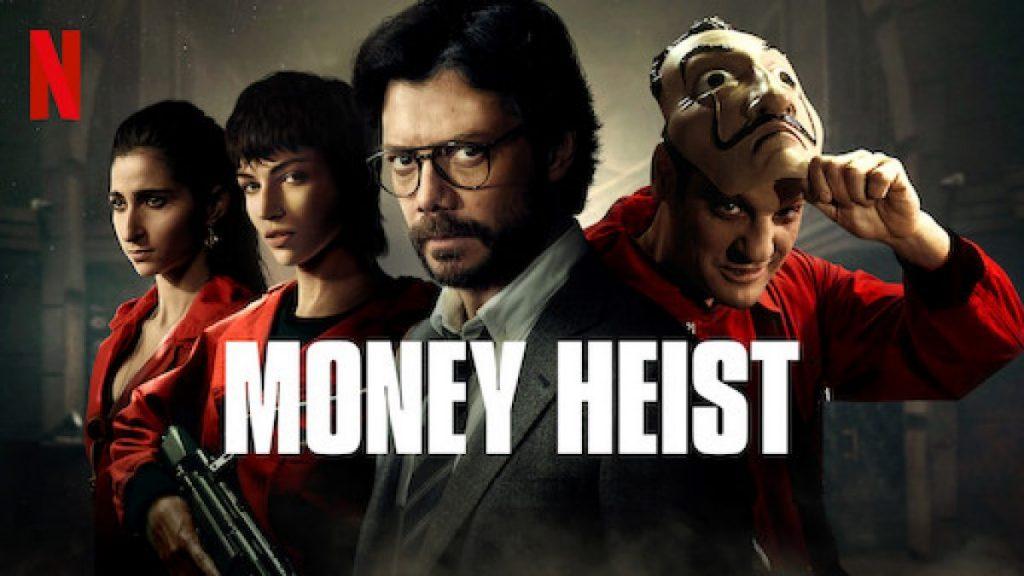 Review chi tiết bộ phim phi vụ triệu đô Money Heist phần 5