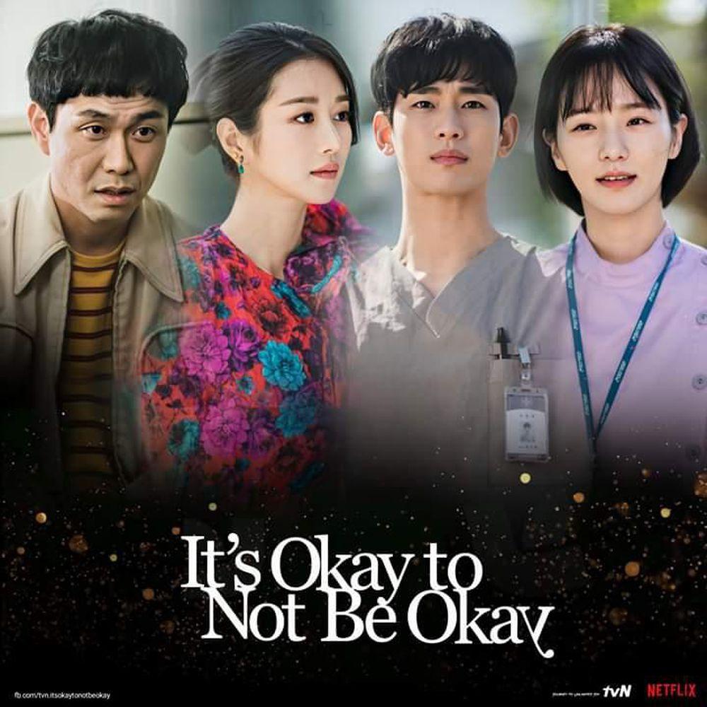 Tổng hợp 5 bài nhạc phim It's okay to not be okay hay nhất