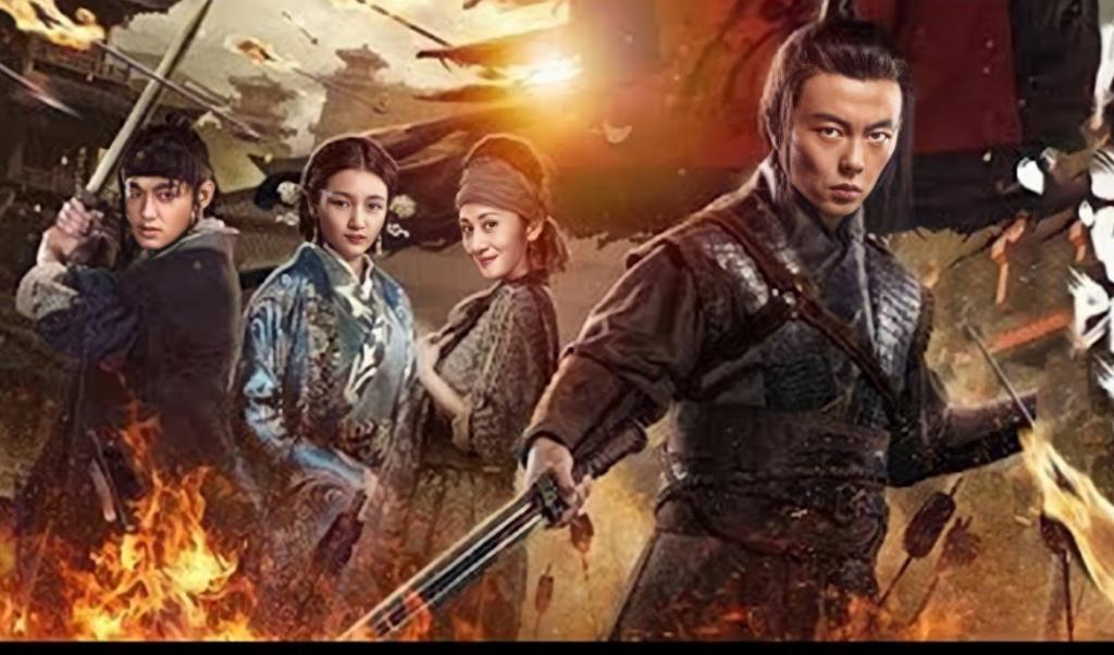 Tổng hợp những bộ phim kiếm hiệp hay của Trung Quốc